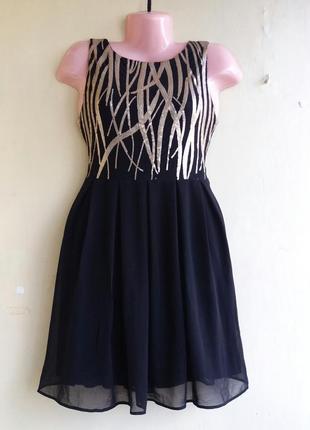 Нарядное фирменное платье tfnc london