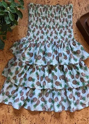 Стильное пышное платье atmosphere размер м