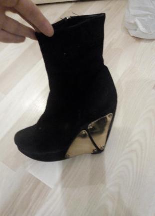Ботинки зимние pier lucci