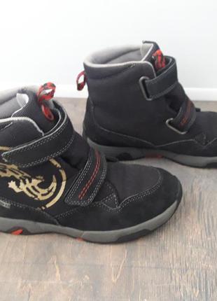 Демисезоные ботинки richi 30 р, 19.5 см