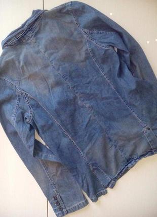 Брендовый пиджак удлиненный от willa happ.2 фото