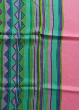 Fiorio итальянский шелковый платок