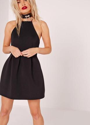 Коктейльное платье нарядное вечернее missguided