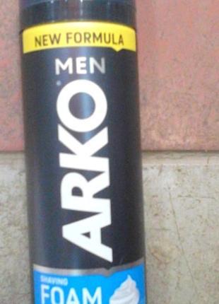 Пена для бритья в асс арко