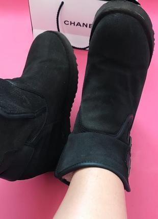 Утеплённые ботинки ботиночки осень зима