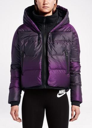 Куртка пуховик nike uptown 550 down cocoon jacket оригинал