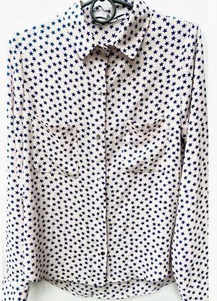 Крутая рубашка в «звездный» принт 🌟