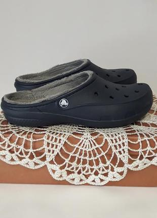 Шлепки  на утеплители ~ crocs ~