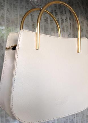 -50% скидка!маленькая сумка с короткими ручками! класса люкс! натуральная кожа!