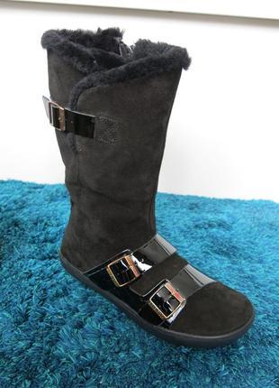 Зимние ботинки на овечьем меху birkenstock, р. 40 (26+см), оригинал2