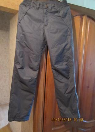 Зимние (лыжные) брюки