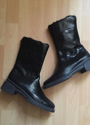 Сапоги ботинки clarks