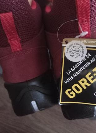 Зимние ботинки ecco snowboarder с мембраной gore-tex2
