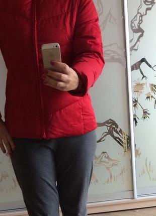 Куртка пуховая windsor m