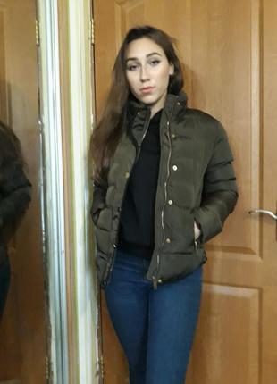 Куртка, очень красивая
