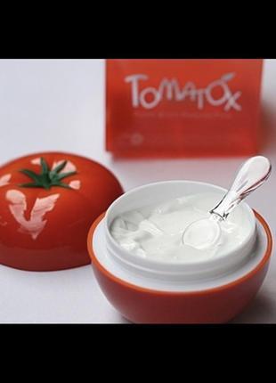 Томатная маска tony moly tomatox magic
