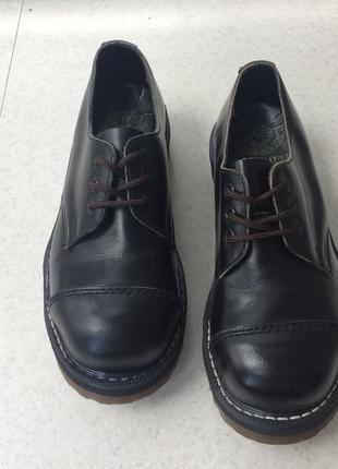 Dr. martens кожаные ботинки, туфли