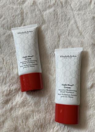 Новый elizabeth arden интенсивный увлажняющий крем для рук eight hour® cream