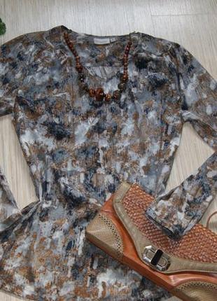 Оригинальная блуза bon'a parte