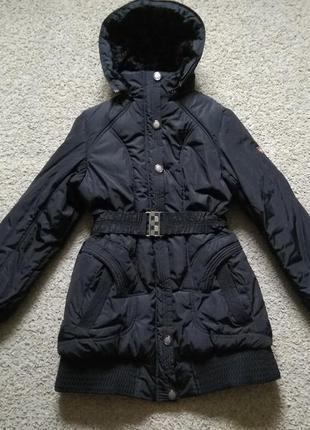 Куртка зимняя wellensteyn оригинал размер 50-52 состояние новой