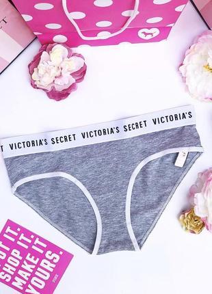 Хлопковые трусики victoria's secret, victoria secret, виктория сикрет vs pink