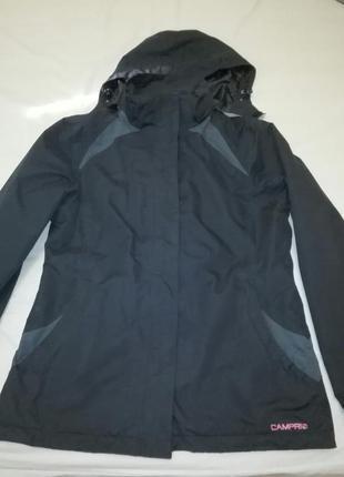 Куртка-термос для мокрой погоды