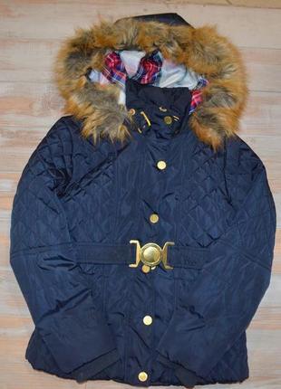 Куртка деми 10 лет