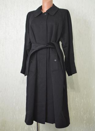 Пальто burberrys pure cashmere