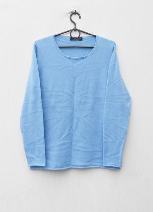 100% кашемировый зимний осенний свитер с длинным рукавом