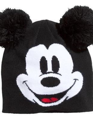 Шапка h&m mickey mouse (на взрослого)