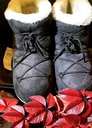 Moon boots ; луноходы; дутики ; сапоги новые