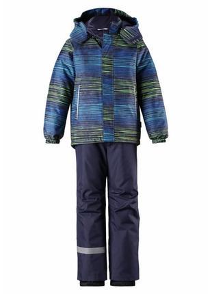 Комплект (куртка + штаны на подтяжках) lassie by reima размеры 110,116,122,128,134,140
