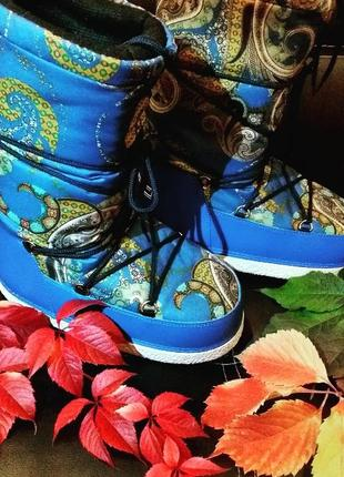 Луноходы; сапоги зимние; moon boots