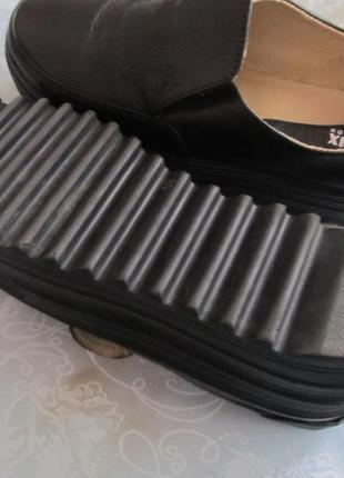 Туфли деми. кожа. польша