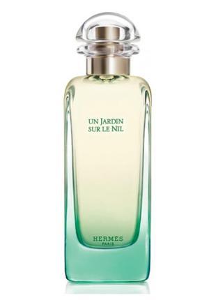 Hermes un jardin sur le nil туалетная вода 100 ml франция