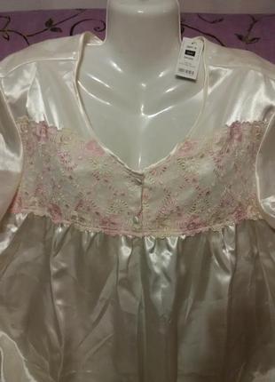Ночная рубашка (пог-65 см)