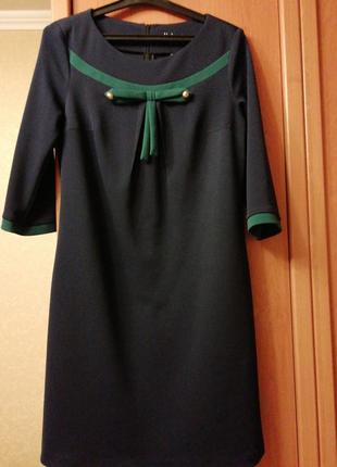 Нарядные платье свободного кроя