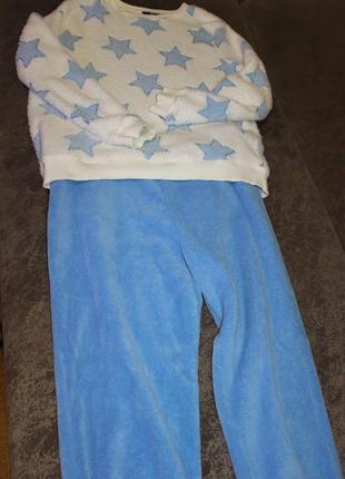 Теплая пижамка