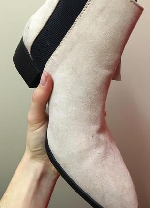 Ботинки сапоги челси h&m