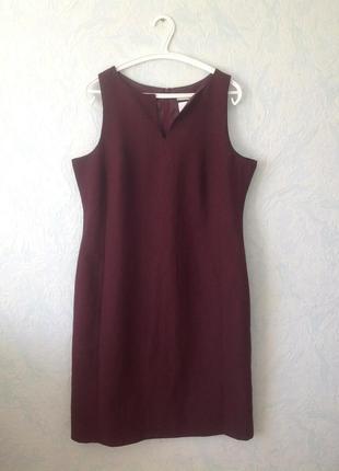 Большой выбор одежды до 100грн! платье силуетное 52р, сарафан под гольф