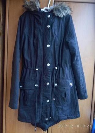 Пальто куртка парка от atmosphere