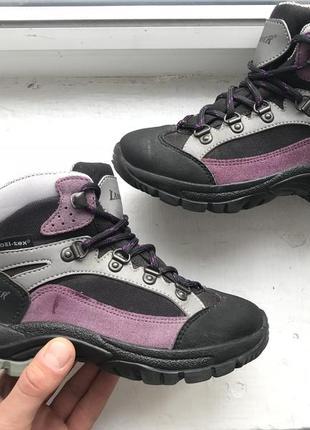 Landrover deltex детские трекинговые ботинки 33р оригинал