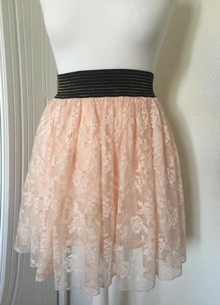 Кружевная юбка 💞
