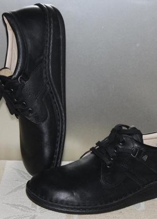 Туфли повышенного комфорта премиум класса finn comfort, германия 42р