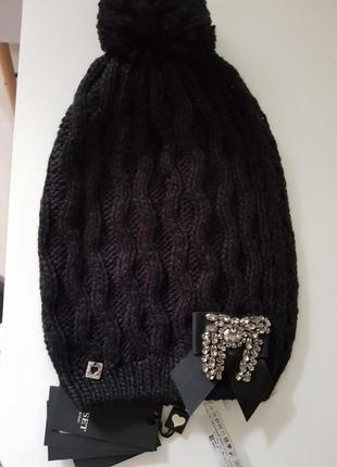 Новая шапка twin set