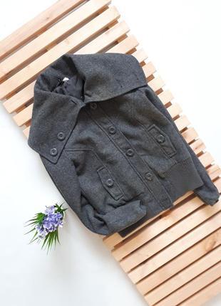 Короткое пальто от h&m