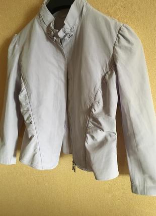 Куртка рубашка шёлк от giorgio armani оригинал