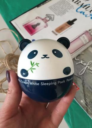 Осветляющая маска tonymoly pandas dream