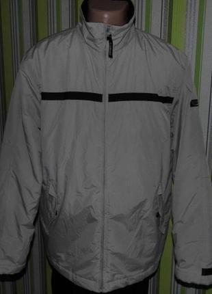 Демисезонная спортивная куртка - camp david - l