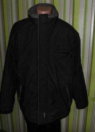 Куртка спортивная утепленная мужская - exxtasy sports xxxl- германия!!!